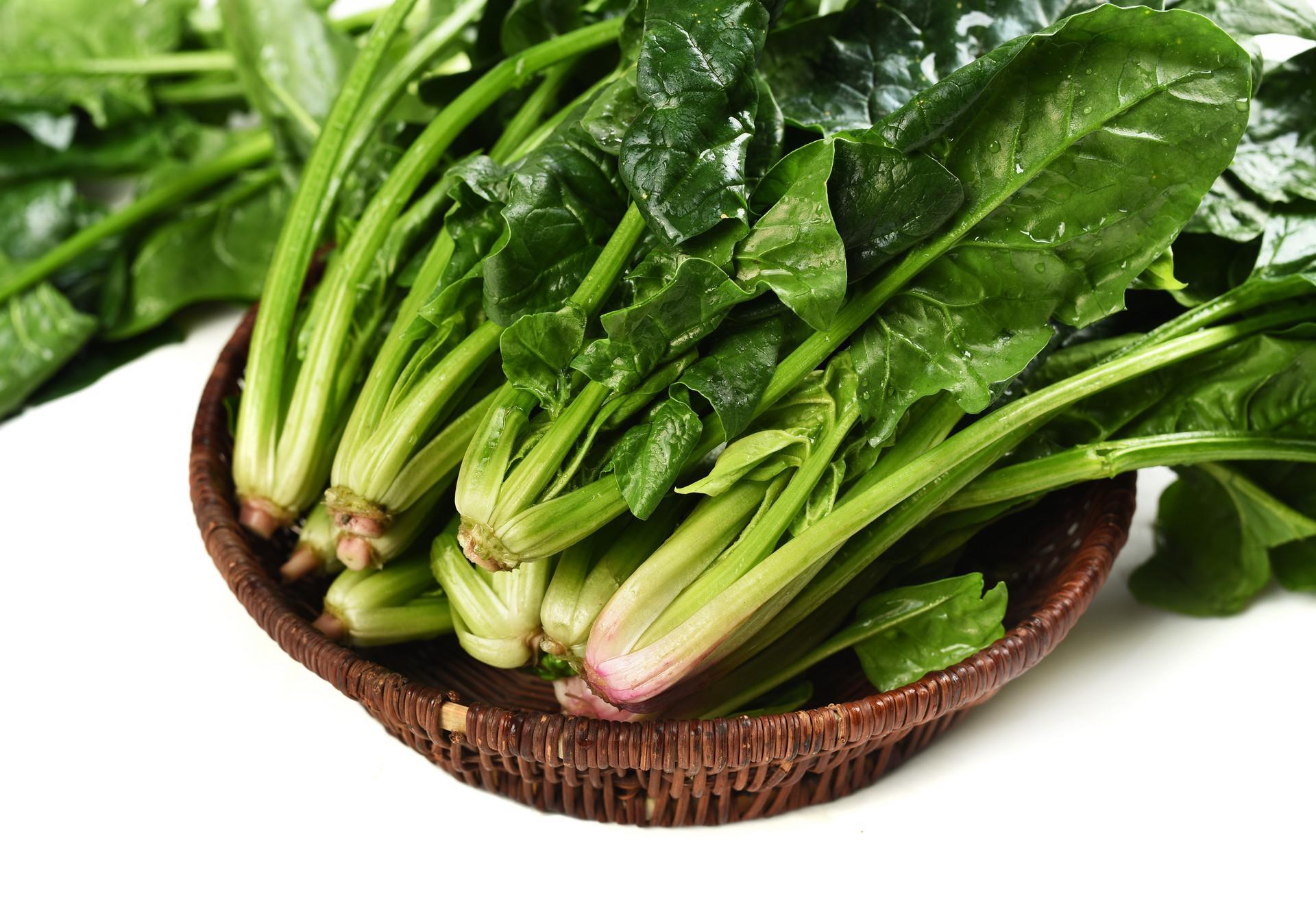 菠菜和猪肝哪个补铁好