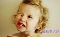 小儿抽动症的症状以及类型