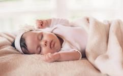 婴儿枕秃几个月能好 用对这几招枕秃才好得更快